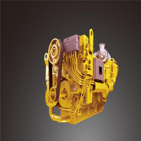 Natural Gas Engine1100/1200/1500KW -EBOOMYA