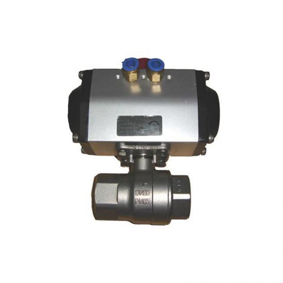 Pneumatic Ball Valve manufacturer