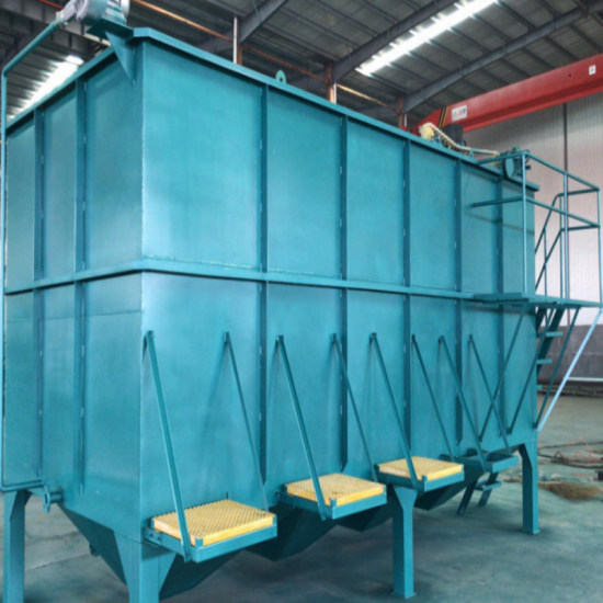 Electric flocculation equipment -EBOOMYA